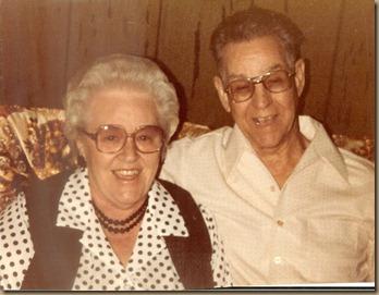 grandma and grandpa 1983