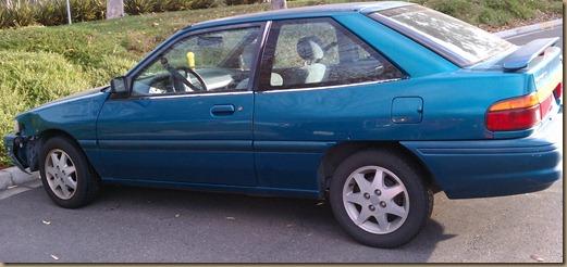 car full view