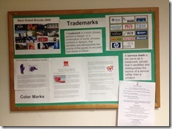 Patent Bulletin board