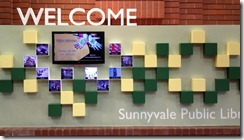 Welcome to Sunnyvale Library
